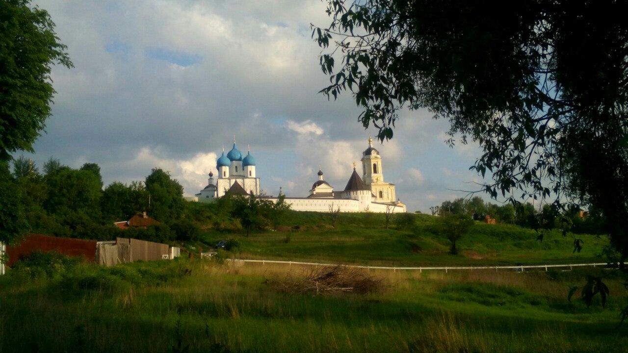 Мужской монастырь, г.Серпухов