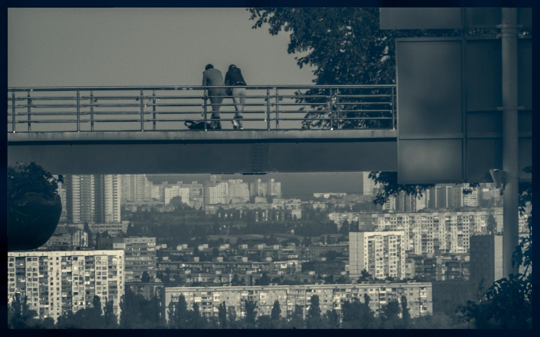 Релакс над городом