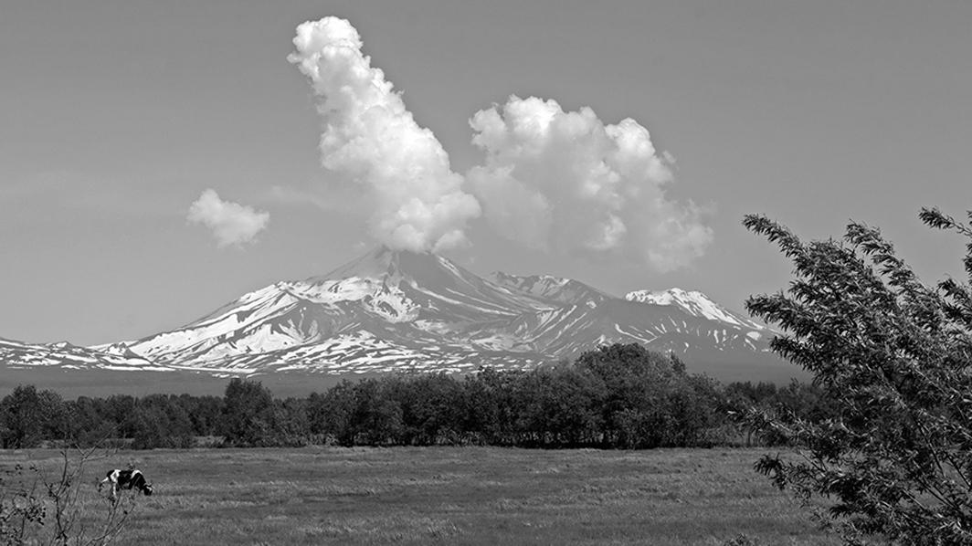 Земля вулканов.