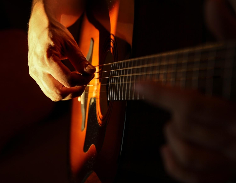Расскажи гитара