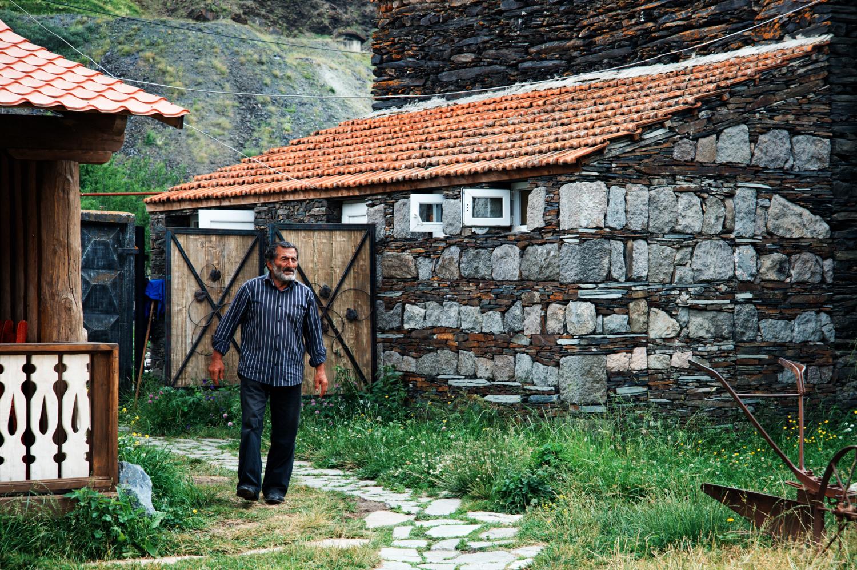Грузинский двор