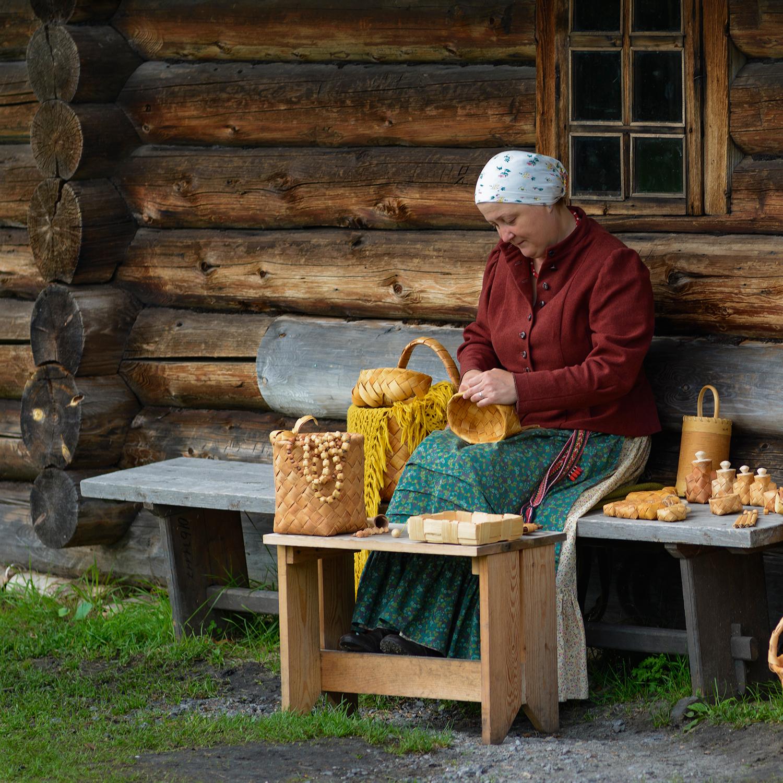 Мастера Русского Севера