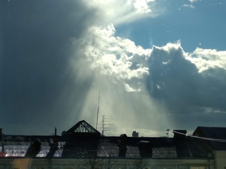 Приснился шторм