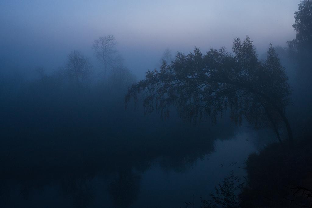 Утро накануне осени