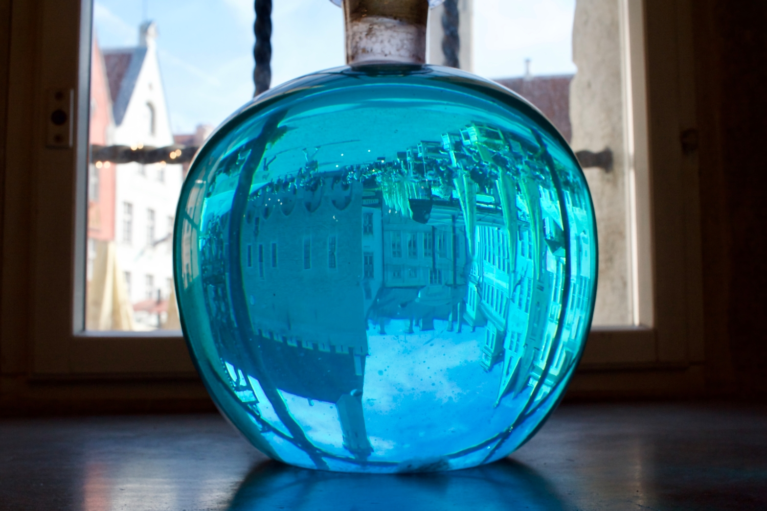 """""""If I caught the world in a bottle..."""""""