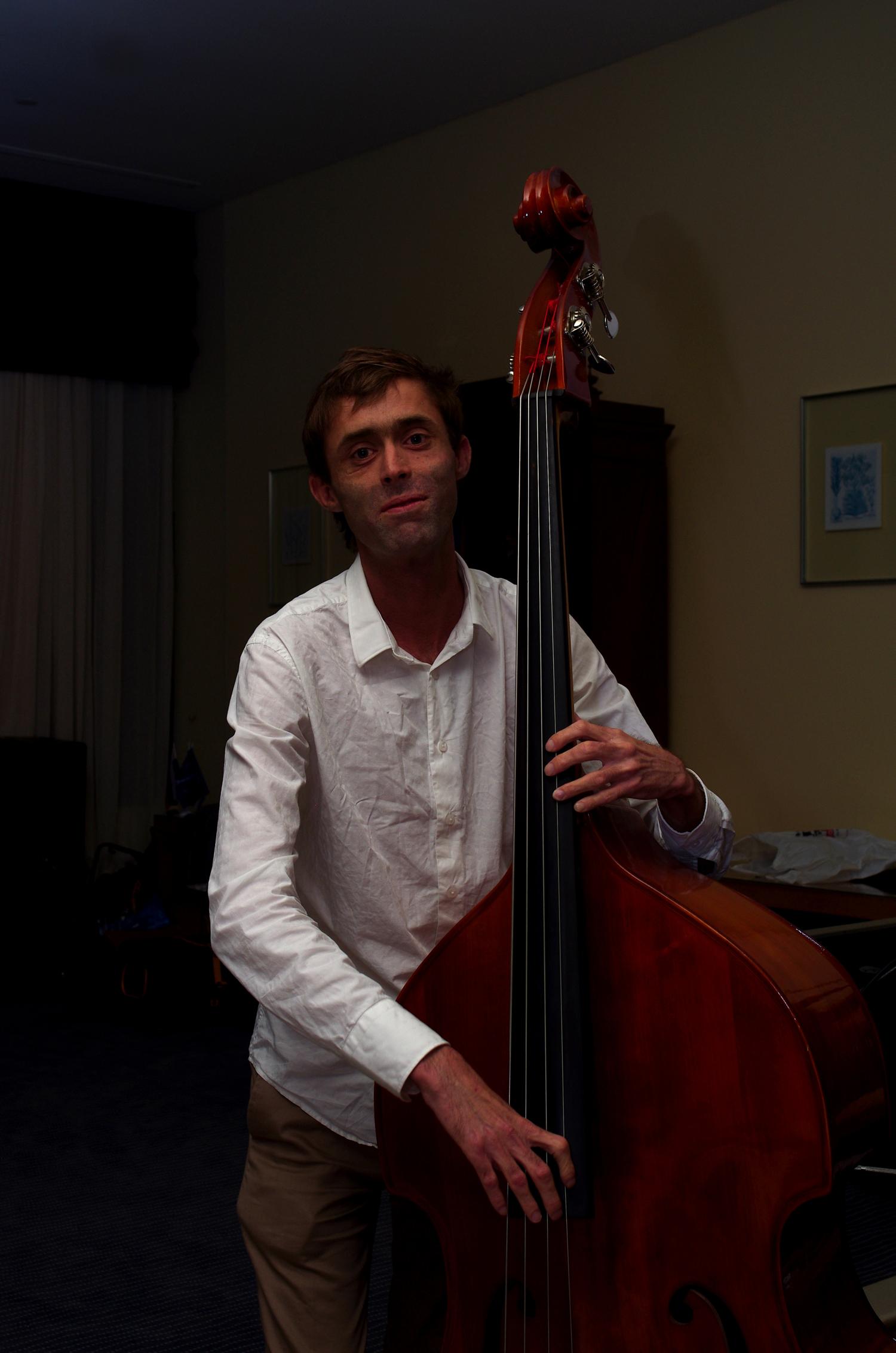 Он из джаза