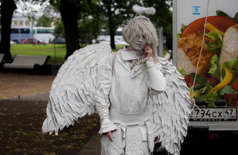 ".."" Да ..Ангел... просто Ангел..говорите адрес ! """