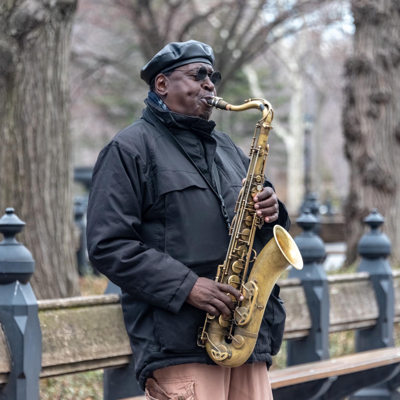 Уличный джаз