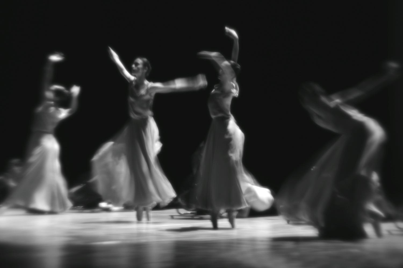 Балет, балет, балет...