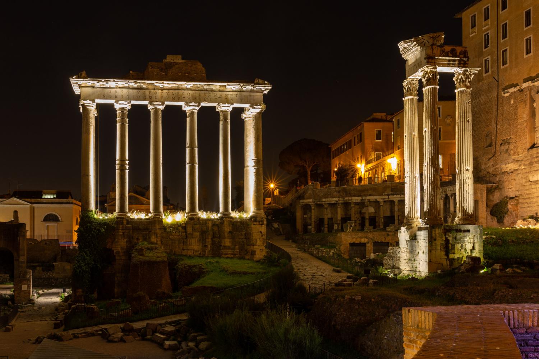 История Рима рассказанная ночью. Глава 2