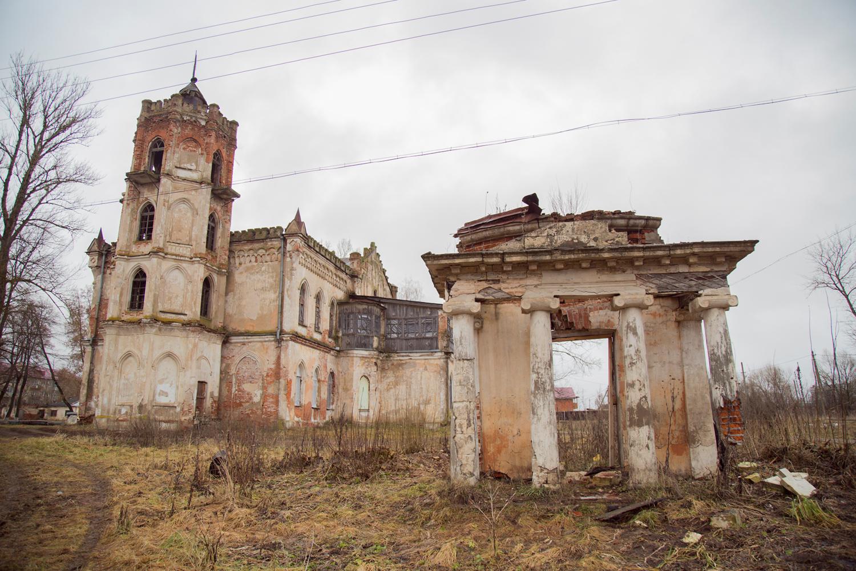 Где-то в Калужской области