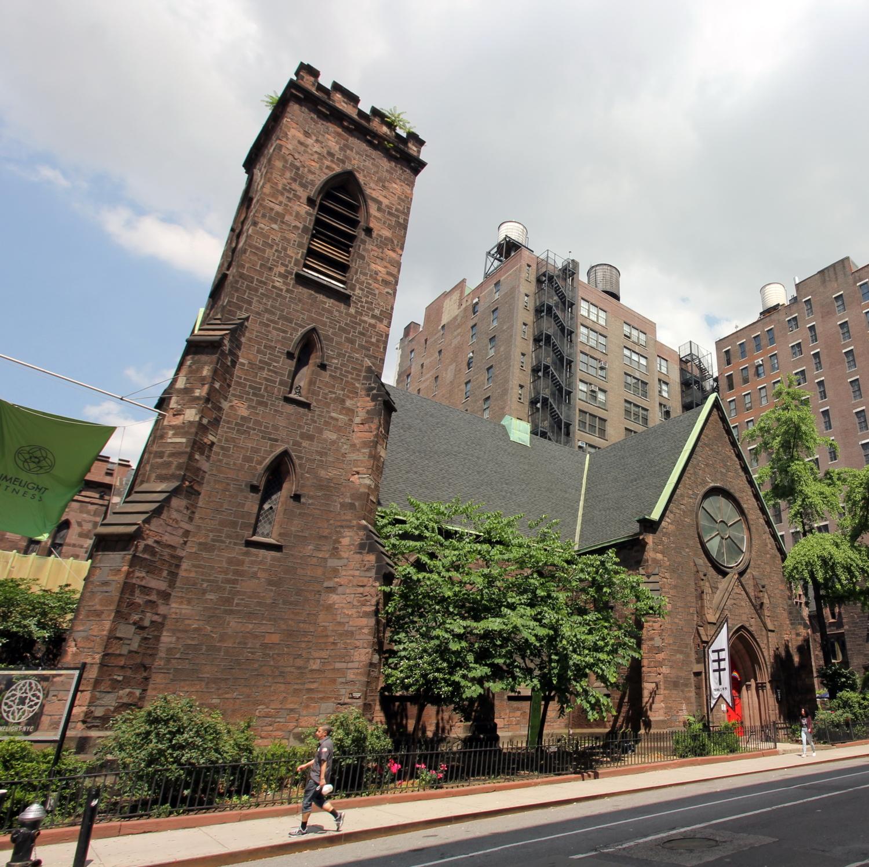Один из многих объектов Манхэттена