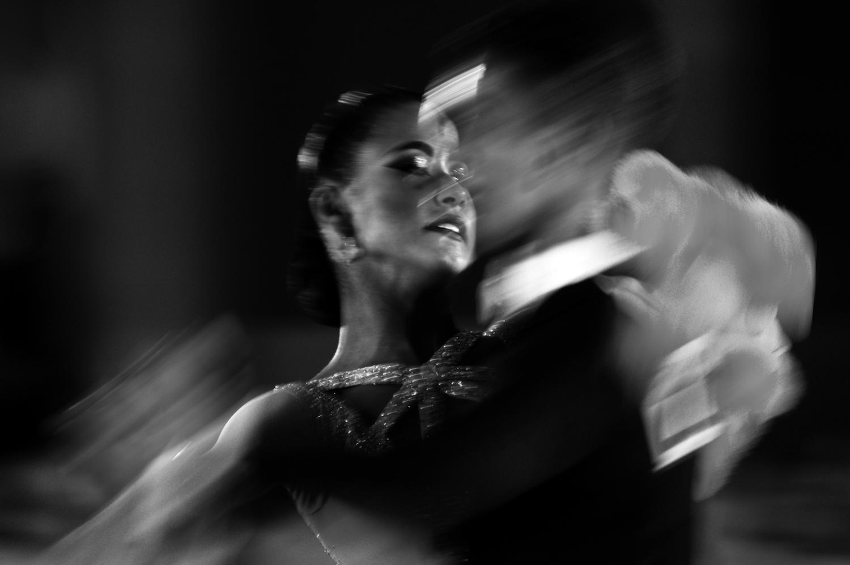 портрет танцовщицы