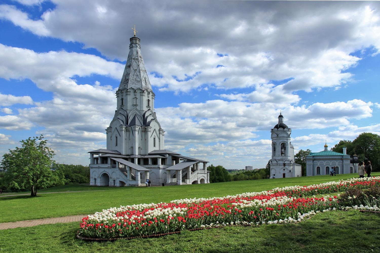 Шатровая Церковь Вознесения (1528-1532 годы )