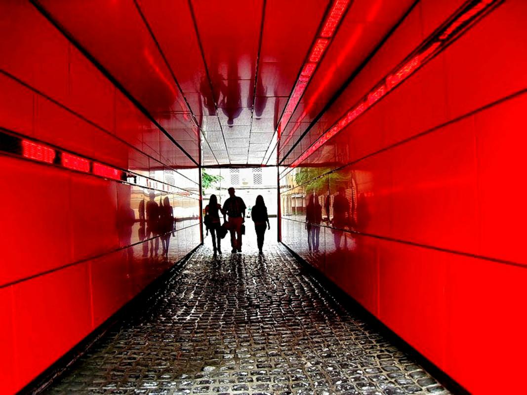 Красный переход