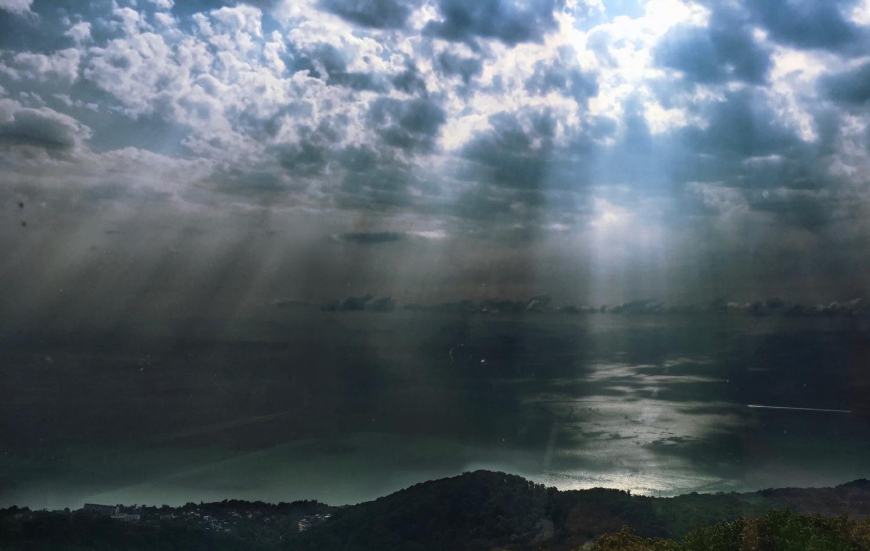 там где море сливается с небом