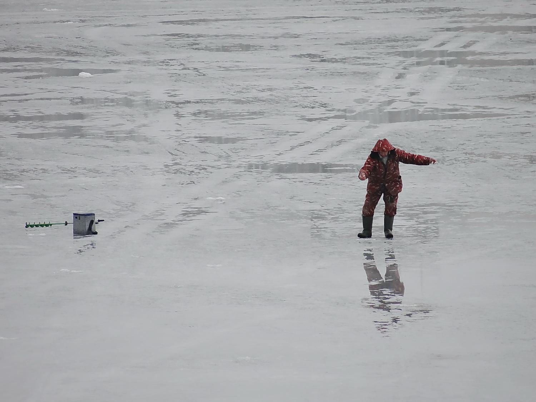 Танец рыбака.