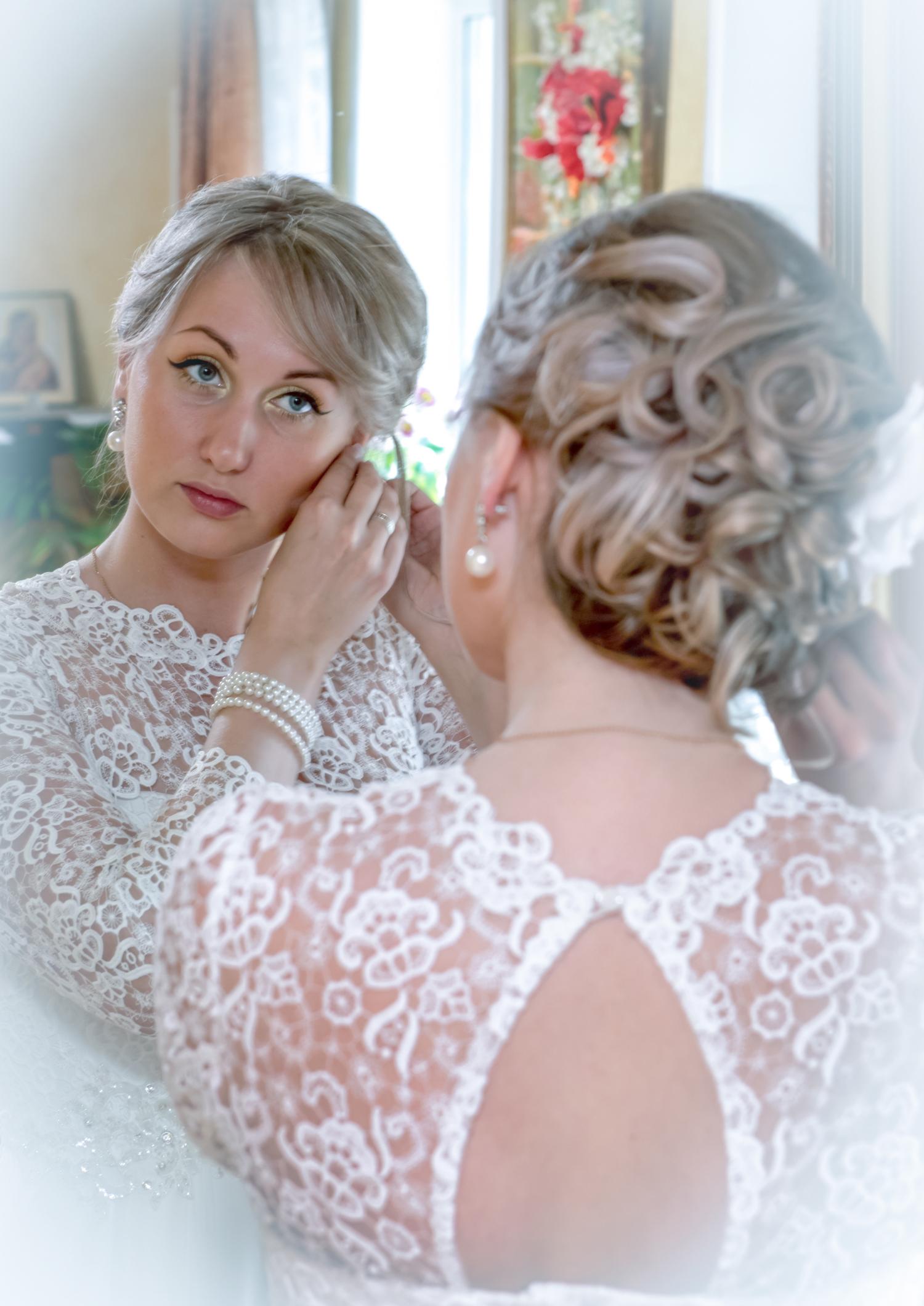 Невеста.Последние штрихи