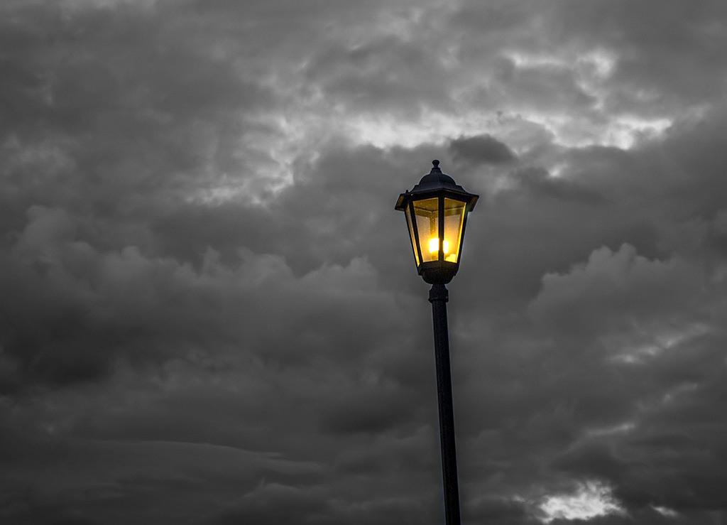 Тучи небо мглою кроют...