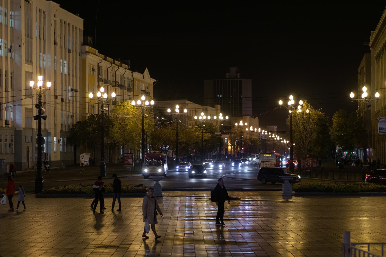 Вечерний Хабаровск