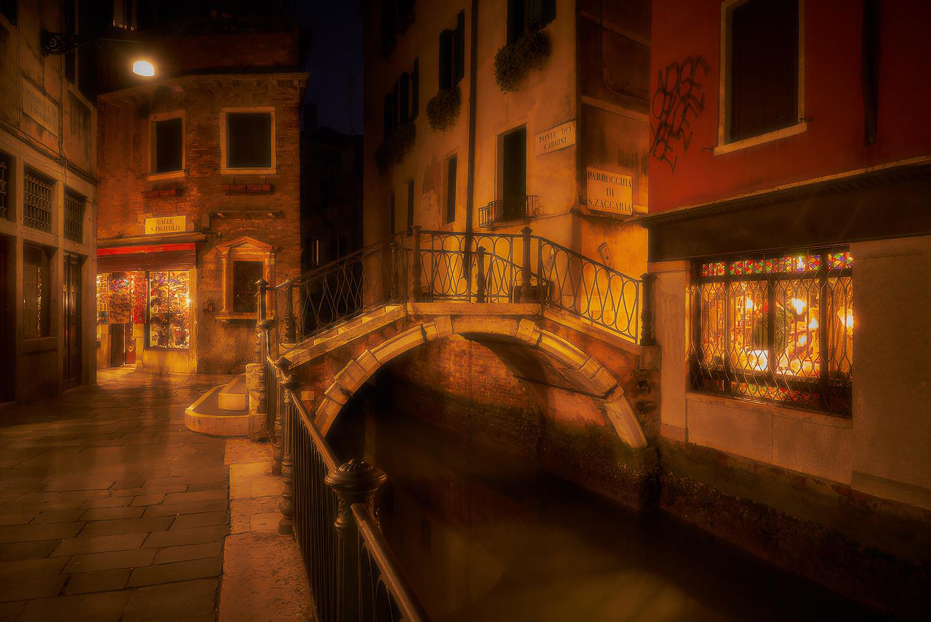Волшебство Венеции