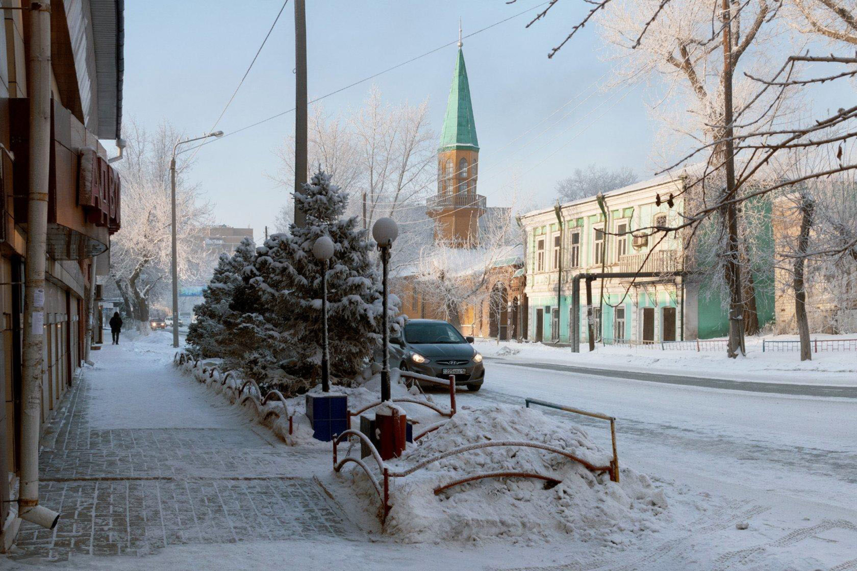 Зимнее утро «Мороз и солнце; день чудесный!..».