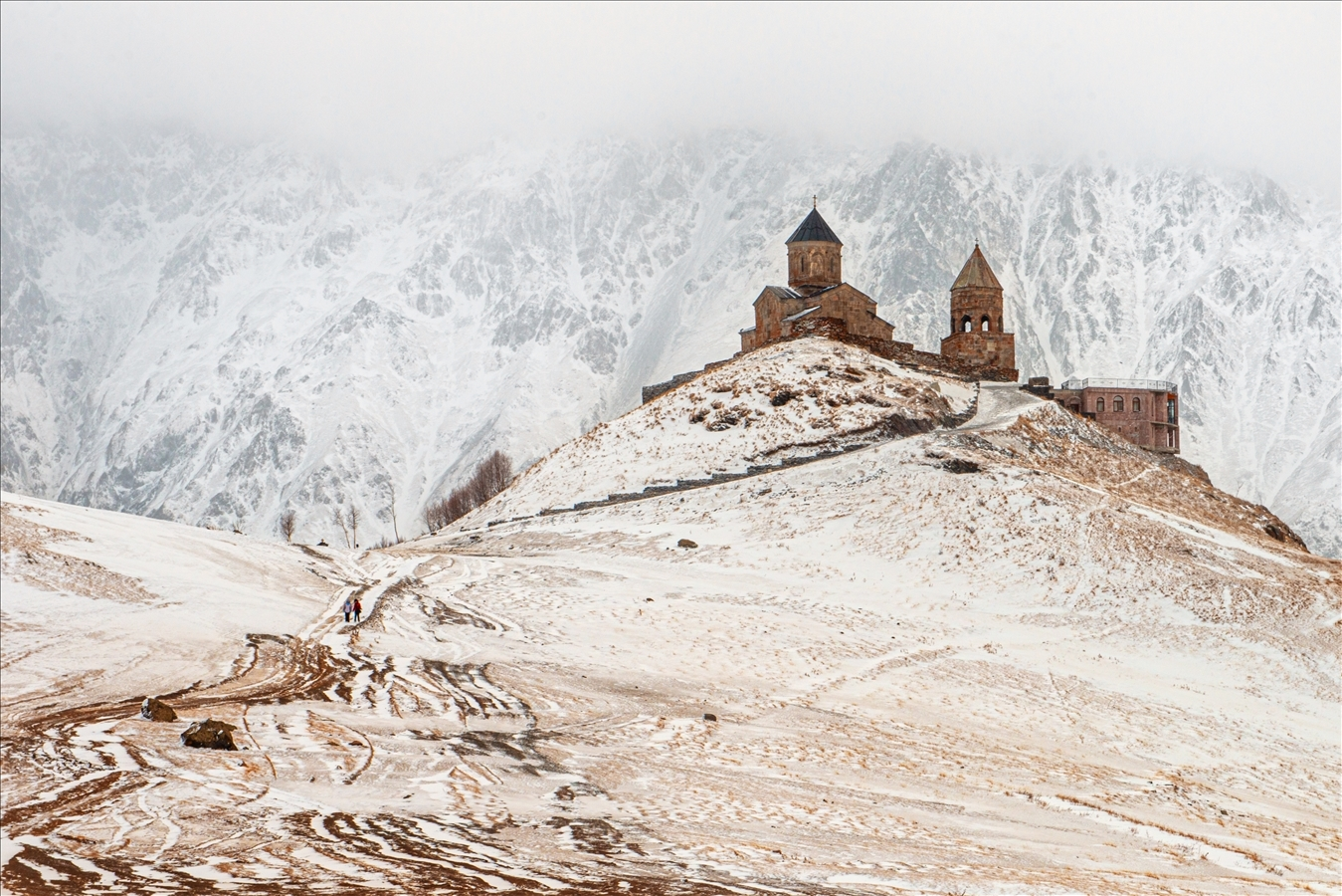 Троицкая церковь .