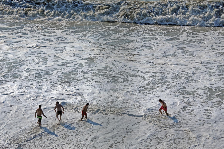 Игры с волнами
