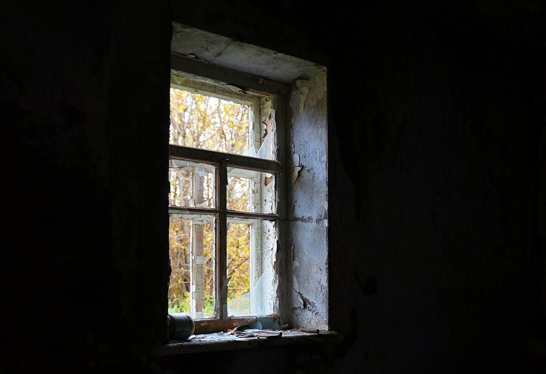 В старом холодном доме