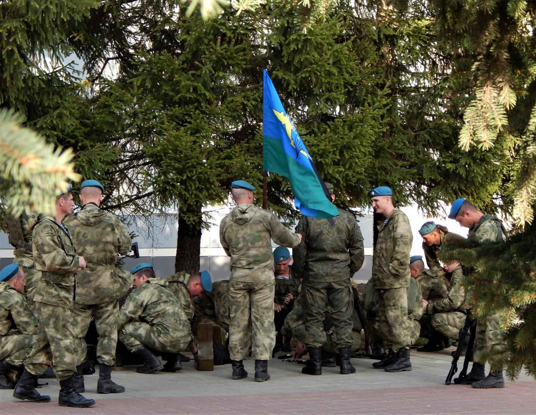 Рязанские десантники