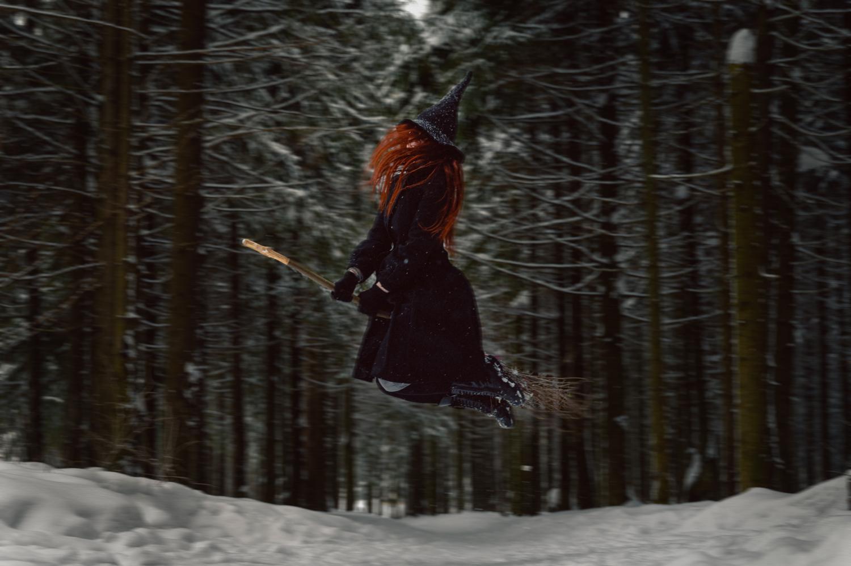 все они ведьмы