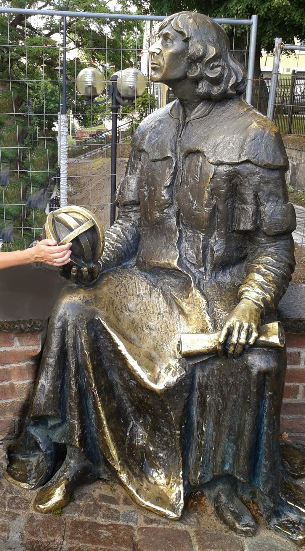 Жалкая попытка обокрасть Коперника