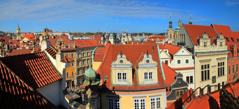 Воспоминания о Праге