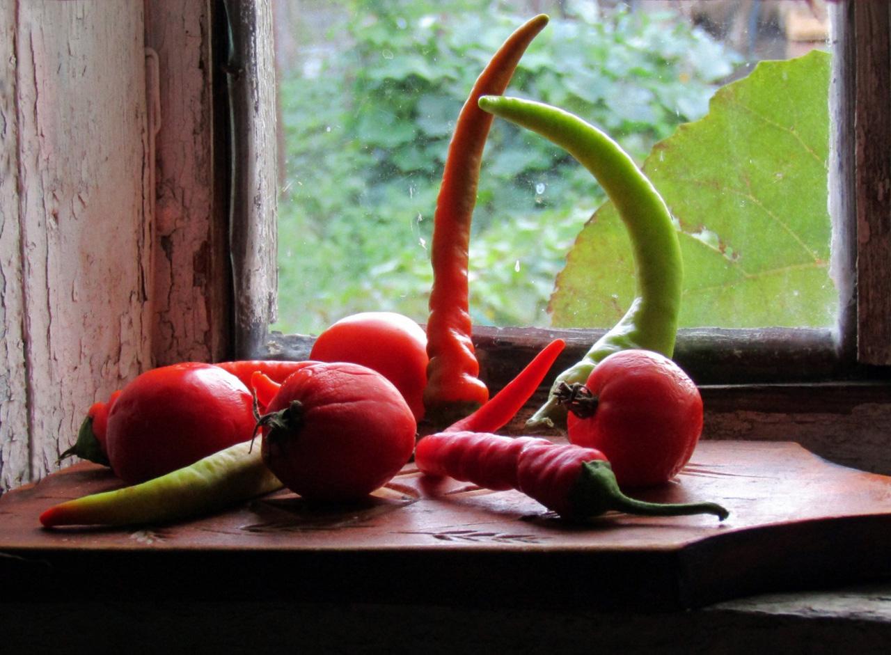 Когда личная жизнь овощей, насыщенней твоей)
