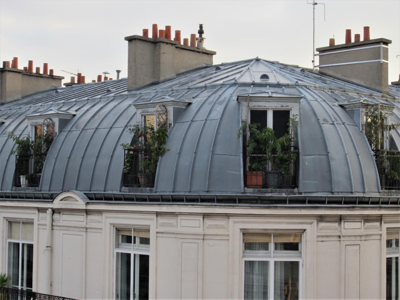 крыши Монмартра