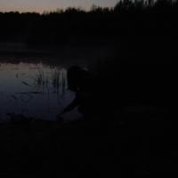 Ночь на берегу