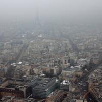 Туман над вечным городом.