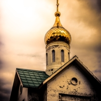 Омская церковь
