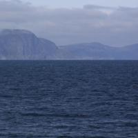 Северная Норвегия.