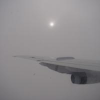 В облачном тумане