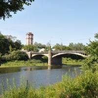 Мост через р.Вологда