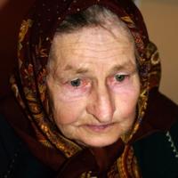 Любимая тетя Нина Григорьевна