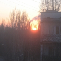 Вид из окна((