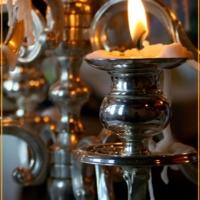 Канделябрина свечечка