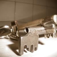 ржавые ключи