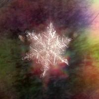 Волшебная снежинка