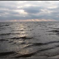Осенний морской пейзаж