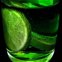 Зеленое в зеленом