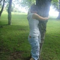 я в лесу