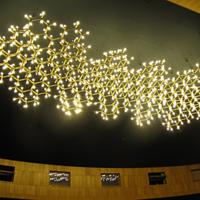 звездное небо Оперного театра